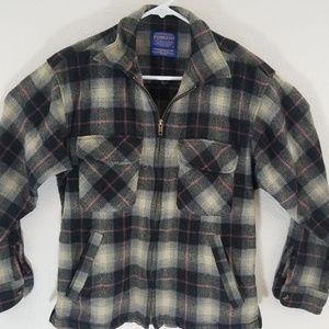 Pendleton Flannel 100% Virgin Wool mens medium